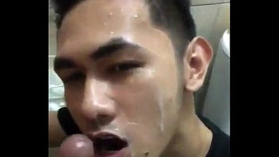 Asian Face Cum