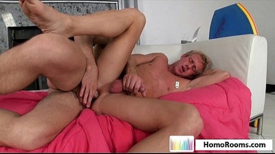 Blonde Hottie Fucked