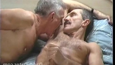 Gay Hung Hairy Executive Daddies
