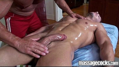 Massagecocks Muscular Anal Massage