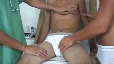 Young gay in the medical clinic video free The doctor said that he