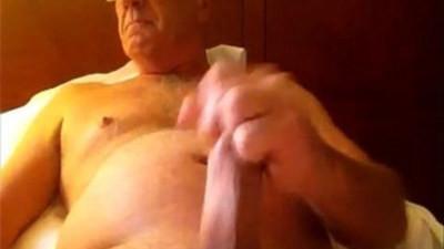 Cuming after shower