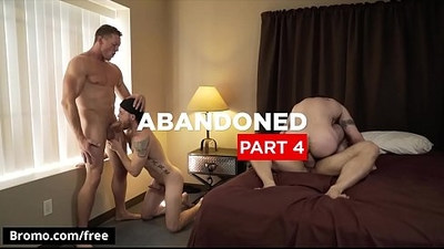 Bromo Cody Smith with Jaxton Wheeler Max Wilde Pierce Paris at Abandoned Scene Trailer preview