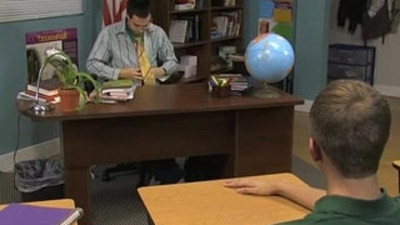 Polish gay free movie The youngster sitting behind the teachers desk