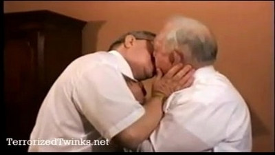 gay older couple