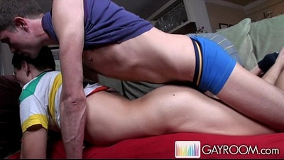 Ass Sniffing