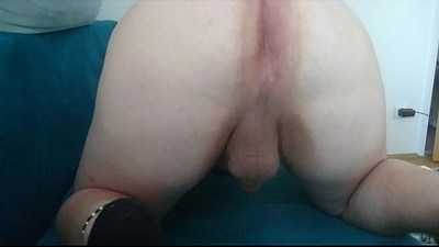Gay chubby fat ass