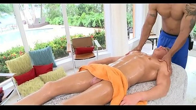 Rimjob and ass eating featured in free gay XXX