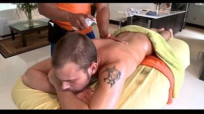 Porn hub homosexual massage