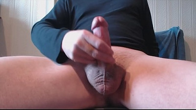 My solo Hungover and horny as fuck heavy cum spurting