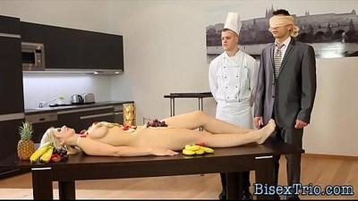 Bisex sluts pussy eaten