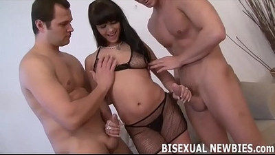My first bisexual suck fuck was really fun
